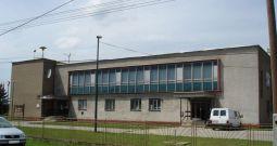 Budova KD - pôvodný stav